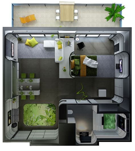 studio floor studio apartment floor plans home decorating guru