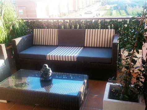 cojines para sofas de jardin