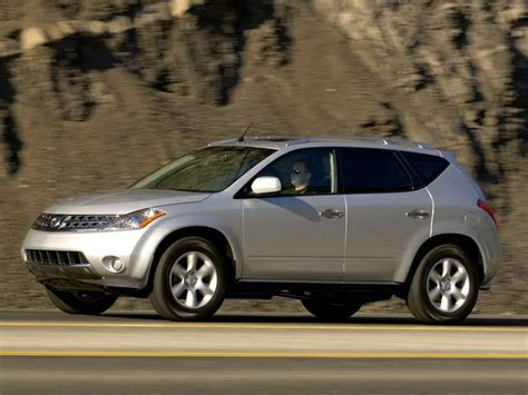 2006 Nissan Murano S by 2006 Nissan Murano S Front Wheel Drive Pictures