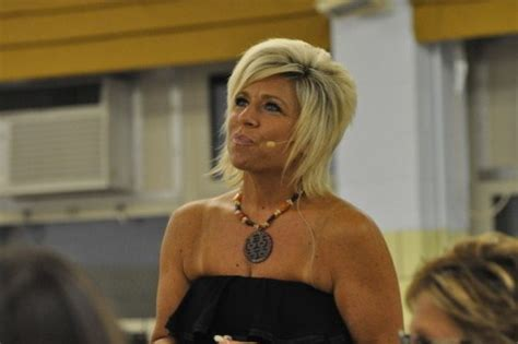 what is theresa caputos real hair color glorifying necromancy tlc to launch long island medium