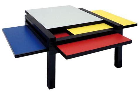 Designer Desk by Klappertaart Online The Mondrian Effect Part 1