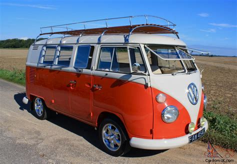 VW Split Screen Camper Van