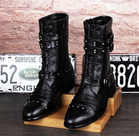 mens fashion boots cheap get cheap mens boots aliexpress