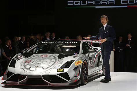 Ceo Of Lamborghini Gallardo Lp570 4 Squadra Corse 2013 Iaa Press Conference 2