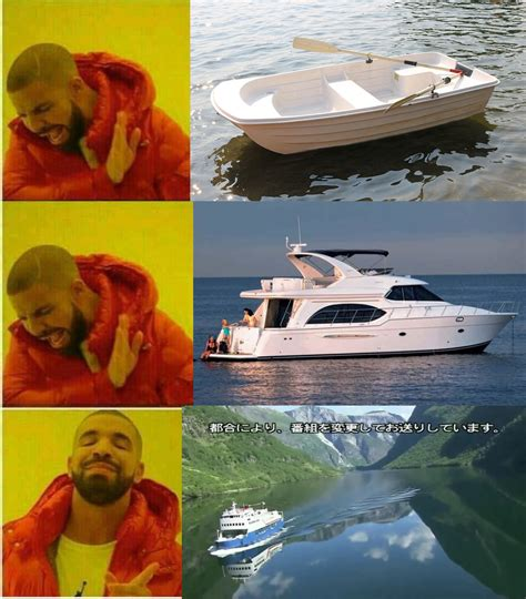 Nice Boat Meme - today marks the 10 year anniversary since the nice boat