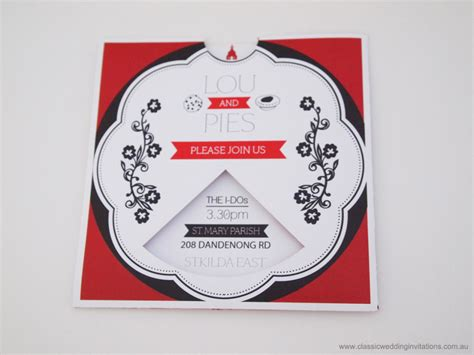 rotating wheel card template classic wedding invitations spinning wheel invitation