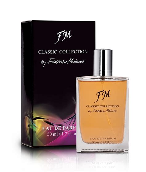Parfum Fm 25 Classic Collection For eau de parfum fm 60 products federico mahora thailand