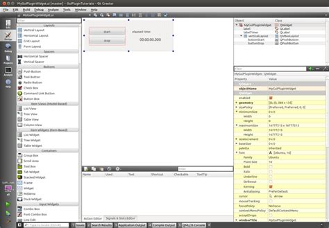qt layout elements armarxdoc tutorial creating a new gui widget for armarx
