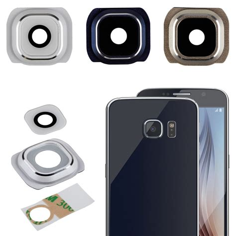 Lens Protector Samsung Galaxy S7 Edge S8 S8 Plus Note 8 frame lens cover replacement for samsung galaxy s3