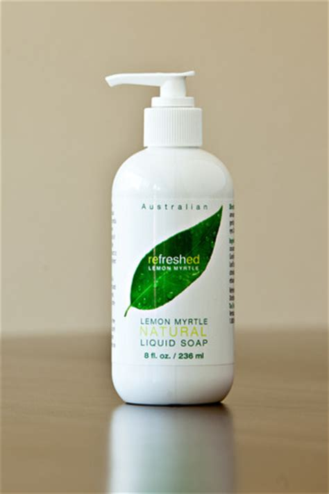 Herbal Liquid Therapy teatreetherapy liquid soap