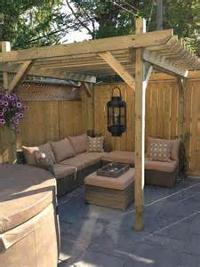 backyard renovation 24 inspiring diy backyard pergola ideas to enhance the