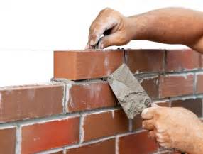 what are the different types of brick construction