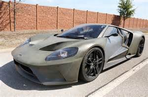 2016 ford gt fewer than 20 exles per year to reach