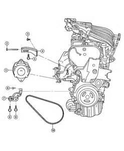Chrysler Pt Cruiser Parts Alternator 2 4l Edz Edv