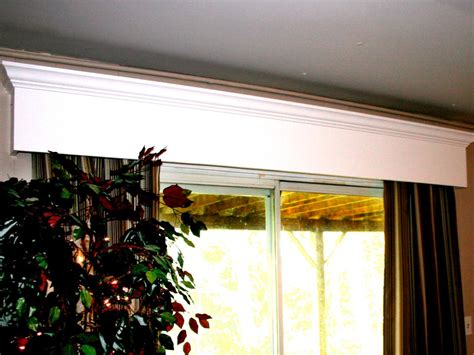 How To Make A Wooden Window Valance how to build a wooden window valance hgtv