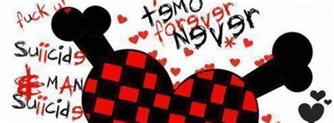 imagenes de corazones emos coraz 243 n emo portadas para facebook pinterest emo