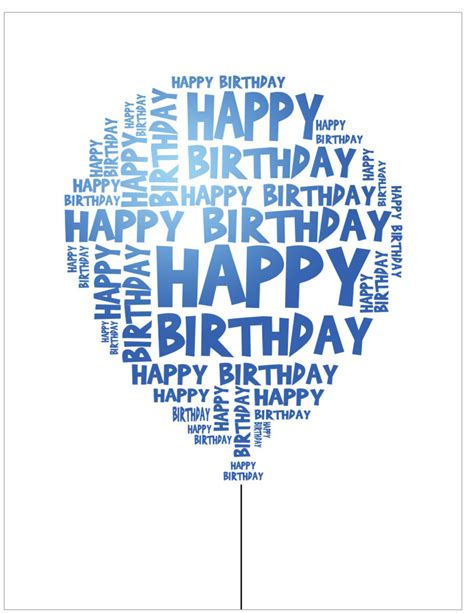 free publisher birthday card templates to download
