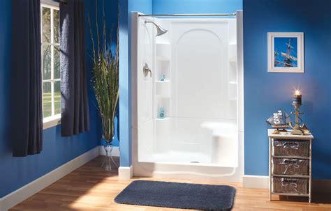 bathroom cing stand up shower bathtub torneira floor mount nickel