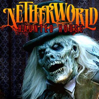 netherworld haunted house netherworld haunted house in atlanta georgia 1 haunted house in america
