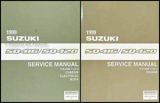 car owners manuals free downloads 1999 suzuki grand 1999 2001 suzuki vitara grand vitara wiring diagram original