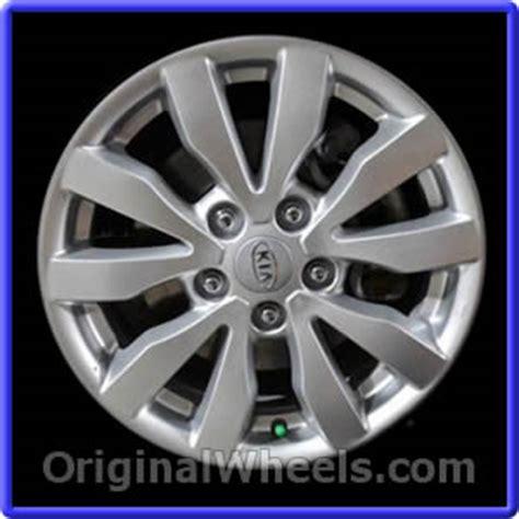 Kia Rondo Tire Size 2009 Kia Rondo Rims 2009 Kia Rondo Wheels At