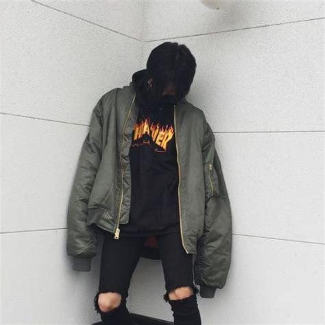 Jaket Trasher thrasher jacket