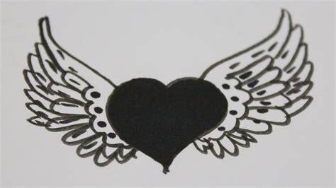 imagenes de goku con alas dibujos de corazones con alas youtube