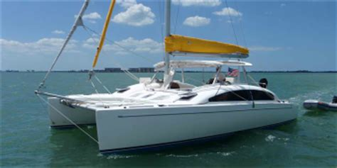 sailing catamaran under 30 feet kathleen d sailing catamarans anna maria island