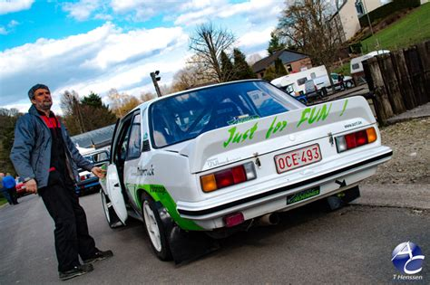 Rally Auto Center by Rallye De Trois Ponts Ok Avant Le K O