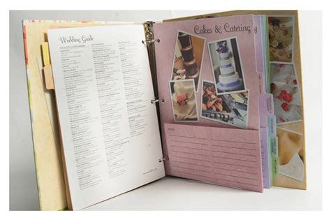 Wedding Planner Binder by Wedding Planning Binder Categories Kurtz Is The