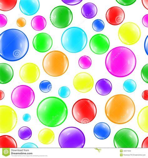 colored bubbles vecteur de fond de couleur de bulles illustration de