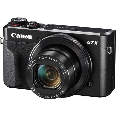 Kamera Canon G7 Ii canon powershot g7 x ii digitalkamera
