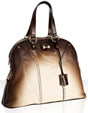 Designer Vs High Ombre Tote The Bag by Bag Lust Yves Laurent Brown Ombr 233 Calfskin Muse