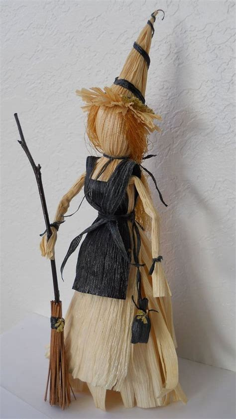 corn husk witch dolls kitchen witch corn husk dolls and witches on