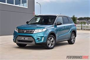 Suzuki Vitars 2016 Suzuki Vitara Rt S Review Performancedrive