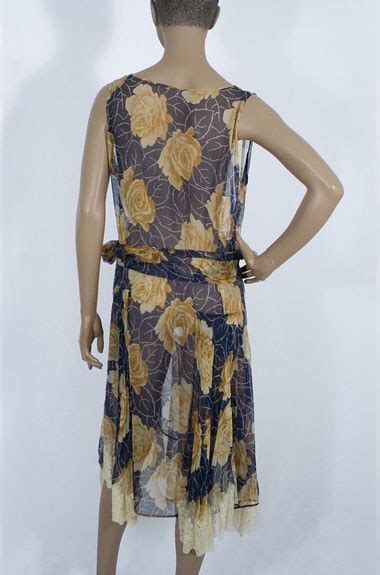 1920s Fashion At Vintage Textile by 1920s Clothing At Vintage Textile 2450 Flapper Dress