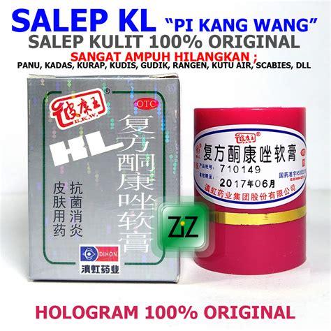 Salep Hl jual salep kl hl pi kang wang kulit gatal panu kadas kurap
