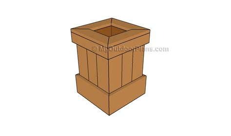 wooden planter plans wooden planter box plans free discover woodworking projects