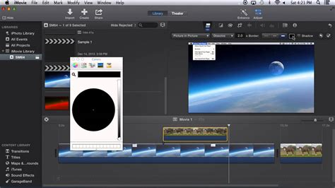 tutorial imovie 10 0 9 imovie 10 0 tutorial 2 of 2 cutaways picture in