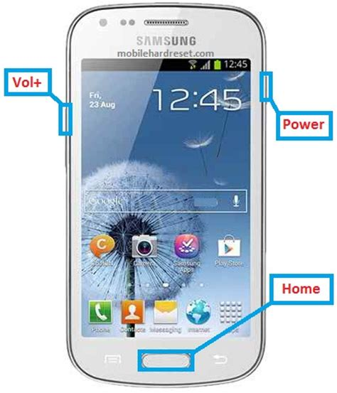 reset samsung xcover 2 samsung galaxy xcover 3 hard reset