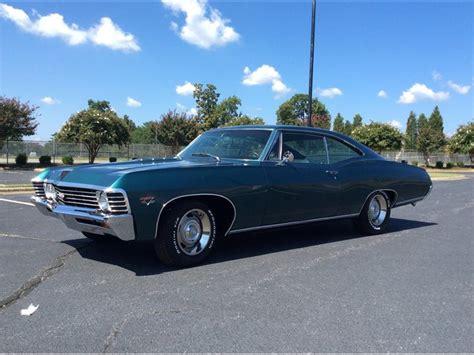 impala ss 1967 1967 impala ss 427 car for sale autos post