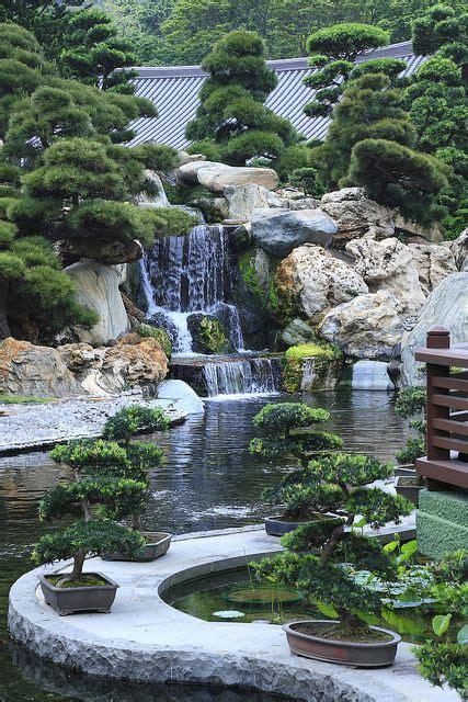 japanese garden backyard japanese garden this i waterfalls so to