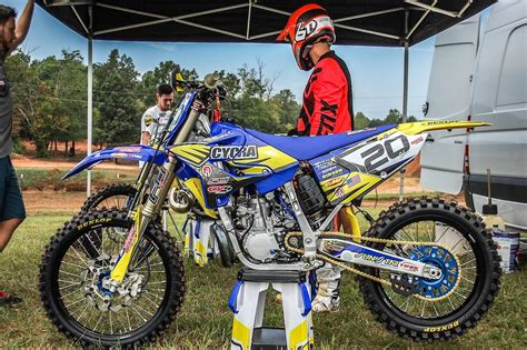 Set Yamaha Yz125 250 Rtech Revolution yz plastics conversion moto related motocross forums