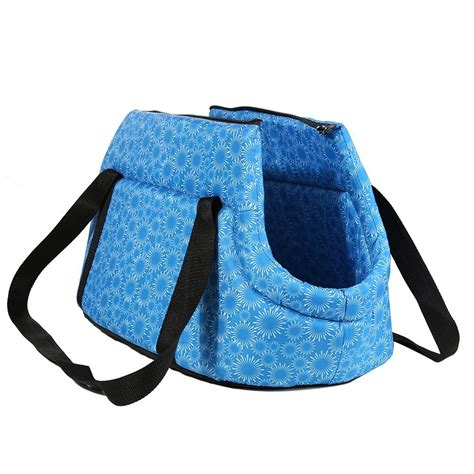 carrier purse foldable cat pet travel carrier tote bag purse soft