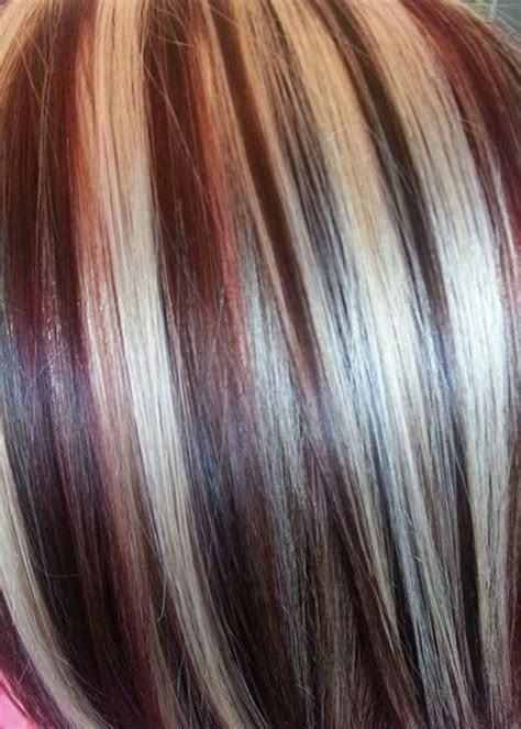how to make your lowlights fade top 15 colored hairstyles and haircuts brown hair