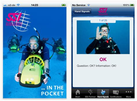 dive app diving app everything diving by ssi diver magazine
