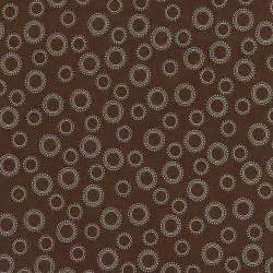 Clearance Duvet Covers Brown And Blue Circles Fabric By The Yard Blue Fabric