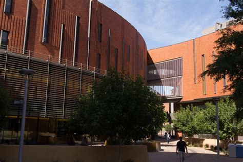 Asu Acceptance Rate Mba by W P Carey Has Nearly League Acceptance Rates After