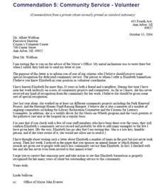 sle letter of recommendation commendation letter