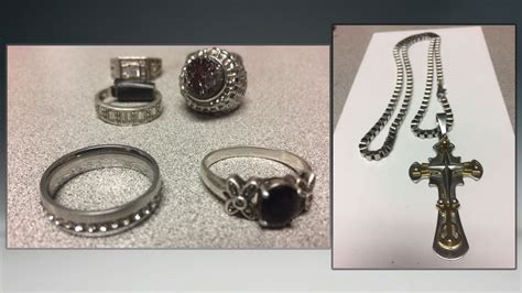are these yours stolen jewelry recovered in washington